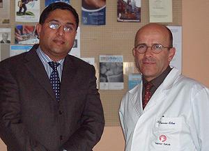 Mr Tare and plastic surgeons